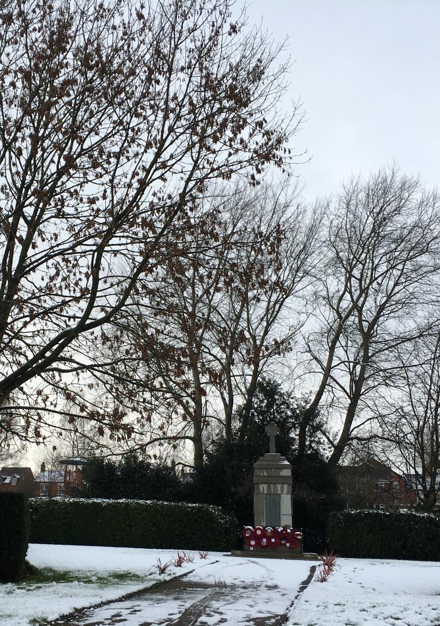 War Memorial (Photo: Beck Nickolls)