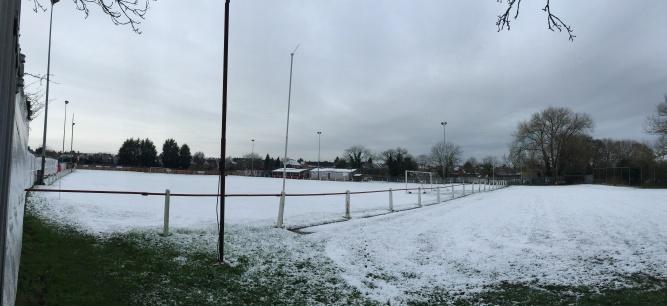 Anstey Nomads Football Ground (Photo: Andrew Nickolls)
