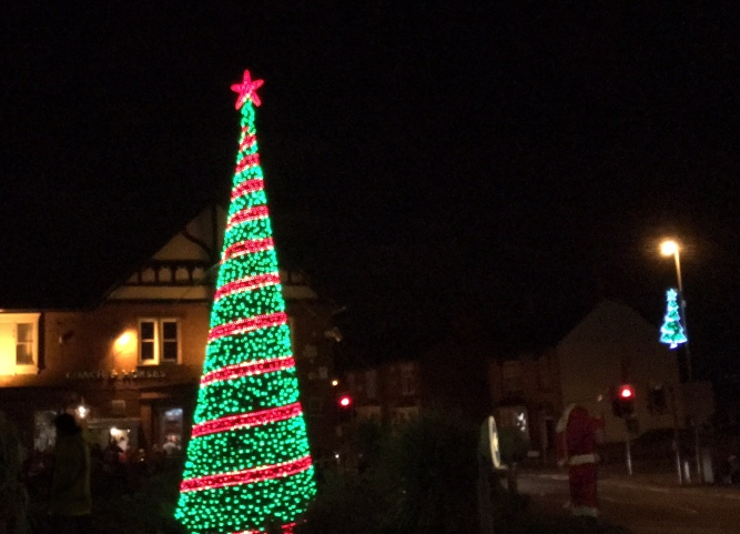 Nook Christmas Tree 2015