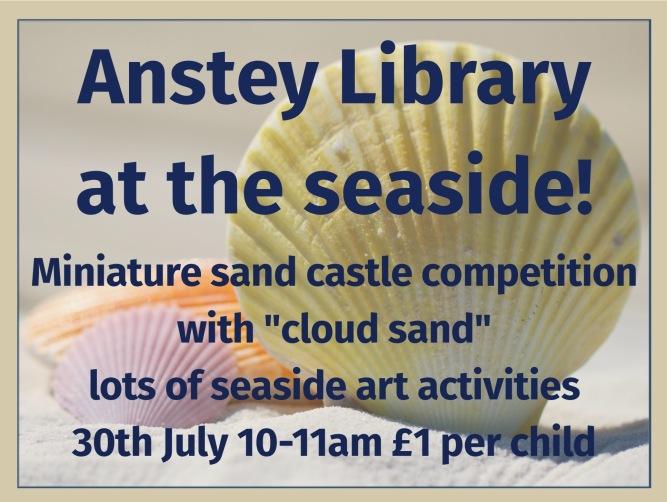anstey seaside