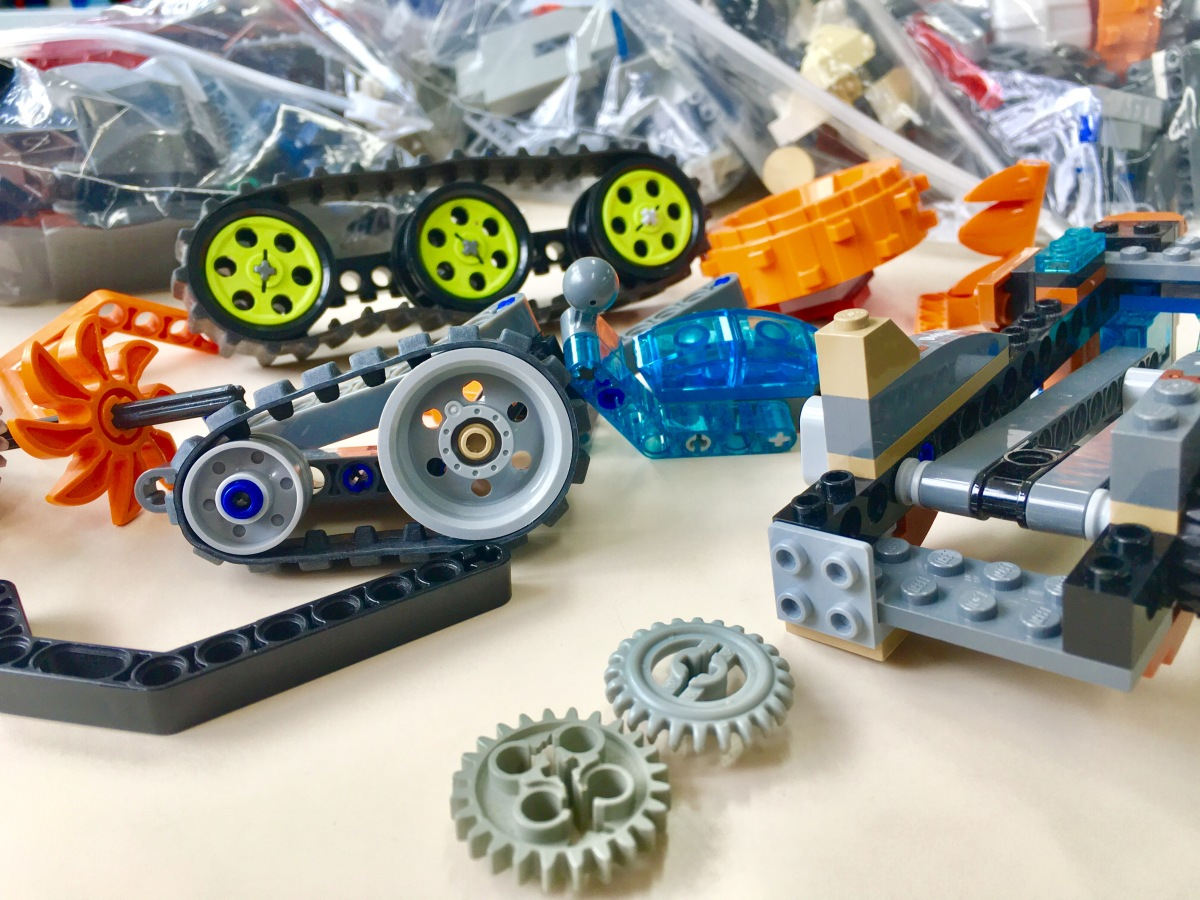 New in our Community Shop:  Lego!