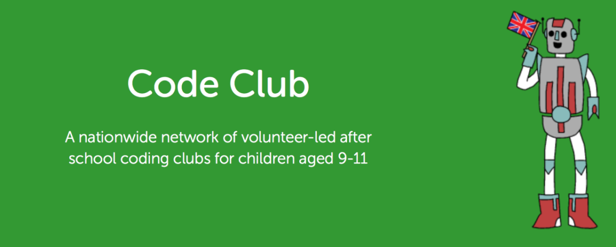 Code Club to return in 2018!