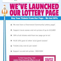 Support Anstey Library through the Charnwood Community Lottery