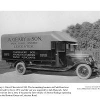 Anstey Local History Society - September News