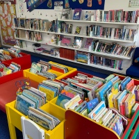 The Library: Our Children's Area