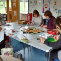 Anstey Arts and Crafts Together - Every Friday 2pm-4pm